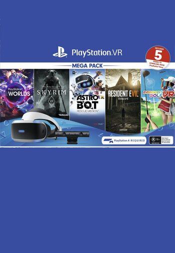 PlayStation VR MegaPack DE JUEGOS (PS4)