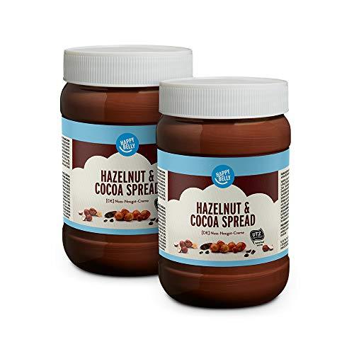 1,6kg de Crema de Cacao y Avellanas por 6,18€ (compra recurrente) (3,86€/kg)