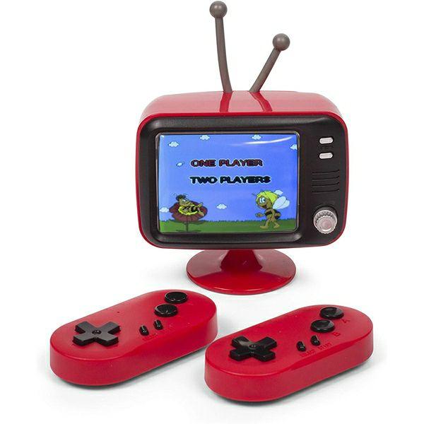 ThumbsUp! Retro Mini TV Console