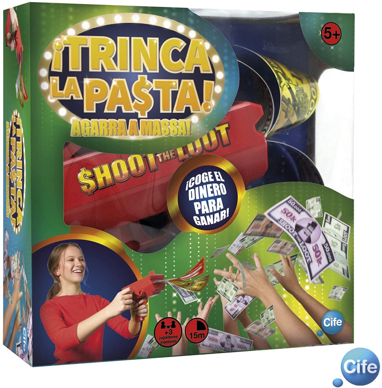 Juego mesa Trinca la pasta solo 5.9€