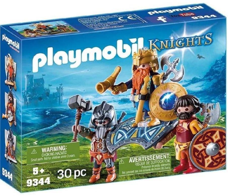 Playmobil- Rey de los Enanos (Precio Mínimo)