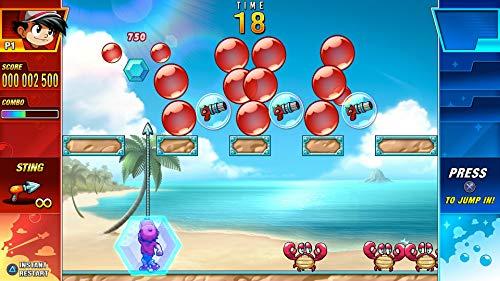 Juego Pang remasterizado 2016 a 4€ en la PS Store