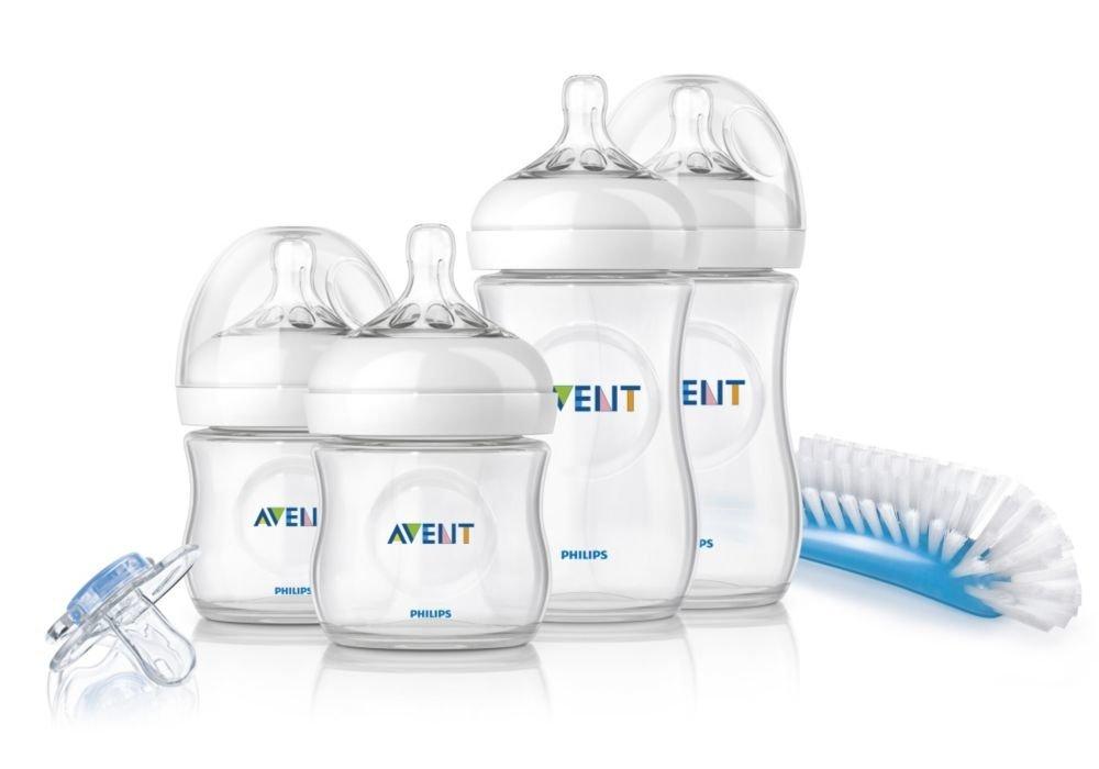 Set básico para recién nacido AVENT - Biberones