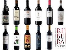 Recopilación de ofertas en vinos tintos DO Ribera del Duero en el Corte Inglés