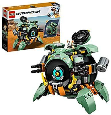 LEGO Overwatch - Wrecking Ball