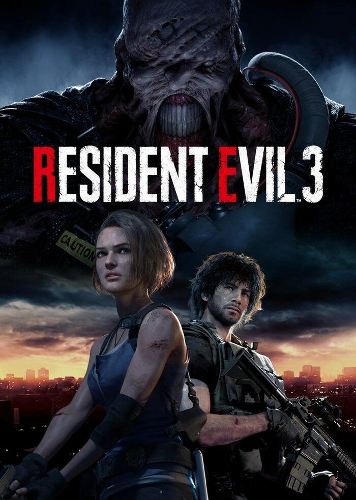 Resident Evil 3 Steam Key GLOBAL (Vendedor:GamesStars)