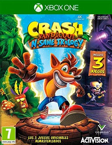 Crash Bandicoot N.Sane Trilogy - Xbox