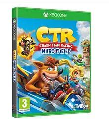 Crash Team Racing Nitro Fueled [Xbox One]