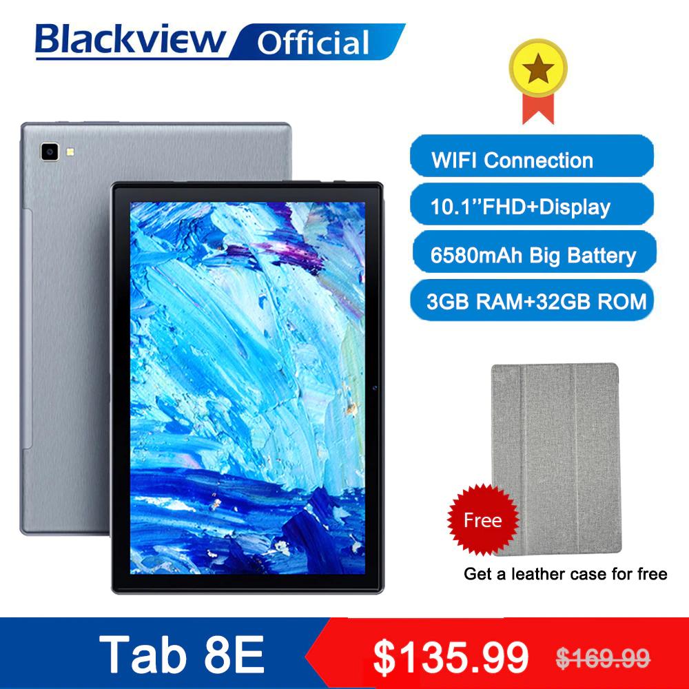 Tablet BlackView 3GB 32GB 13MP del 2020