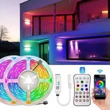 Tira de luces led RGB 5050 Full Set
