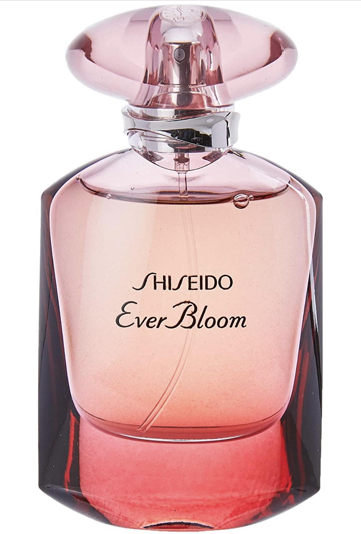 Agua de perfume ever bloom Shiseido