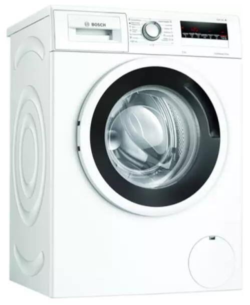 Lavadora carga frontal - Bosh WAN24264ES, 8 kg, 1200 rpm, A+++, Blanco