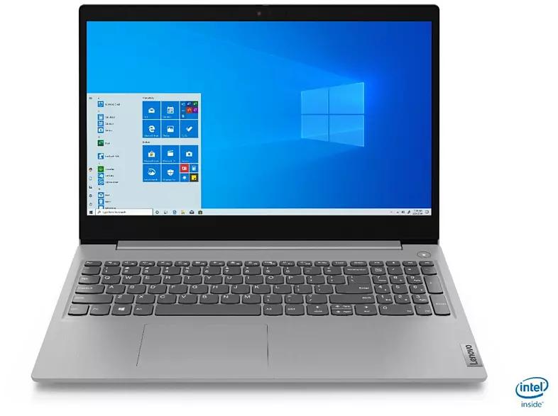 "Portátil - Lenovo IdeaPad 3 15IIL05, 15.6"" FHD, Intel® Core™ i5-1035G1, 8 GB RAM, 256 GB SSD, UHD, FreeDOS"