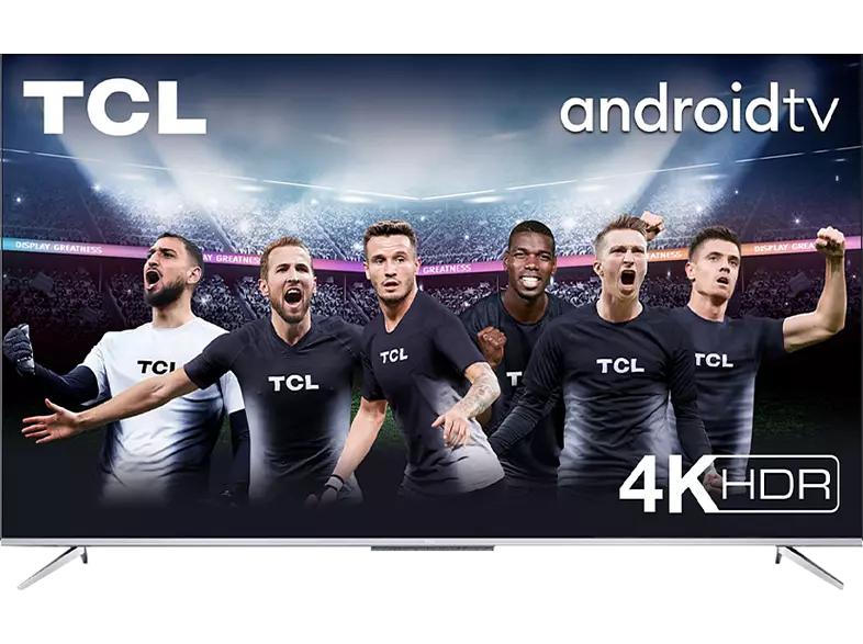 "TV TCL 65"" Android TV, 4K, UHD, HDR 10 Alexa incorporado"