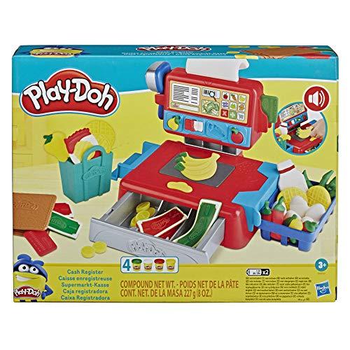 ¡Play-Doh rebajados! Maquina de Pasta, Caja registradora, Sushi, La Sandwichera, Mega Pack De 36...