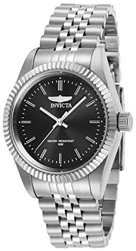 Invicta 29395 Specialty Reloj para Mujer acero inoxidable Cuarzo Esfera gris