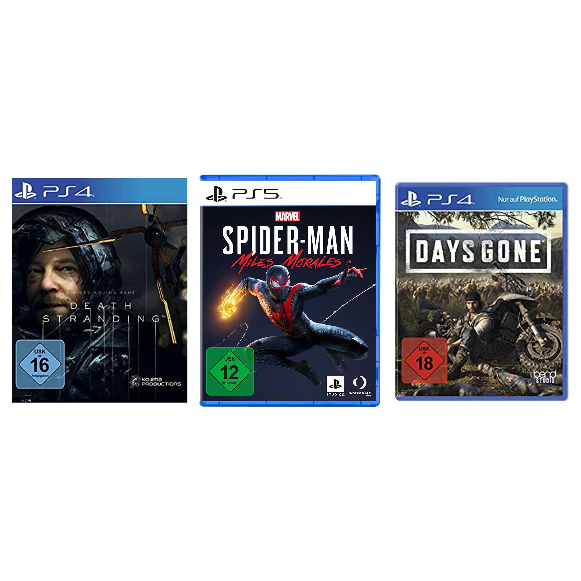 Promoción 3x2 Juegos PS4, PS5, XBOX o PC