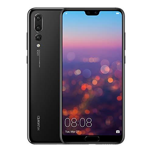 "Huawei P20 Pro – Smartphone de 6,1"" (Kirin 970 AI, 6G de RAM, 128 GB de memoria interna, Triple Cámara Leica"