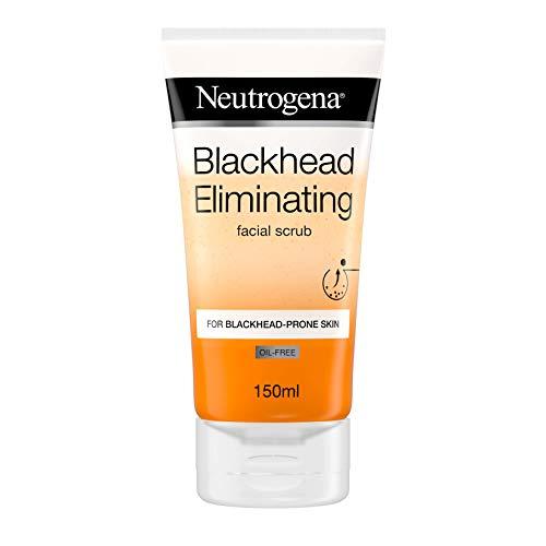 Neutrogena Exfoliante facial eliminador de puntos negros, 150 ml