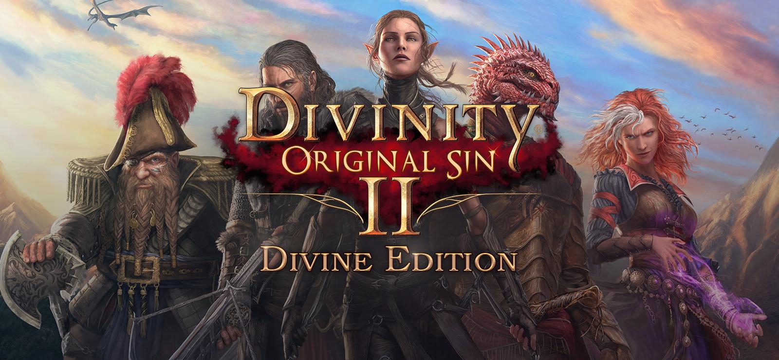 Divinity: Original Sin 2 - Definitive Edition VPN GOG Rusia
