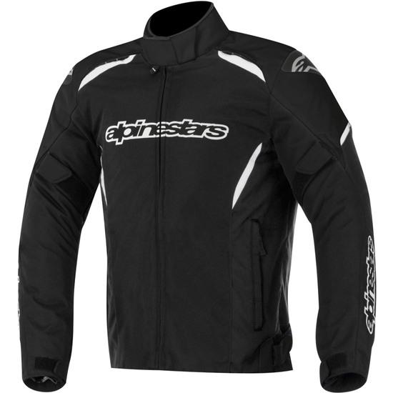 Chaqueta Moto Alpinestars Gunner Waterproof Black