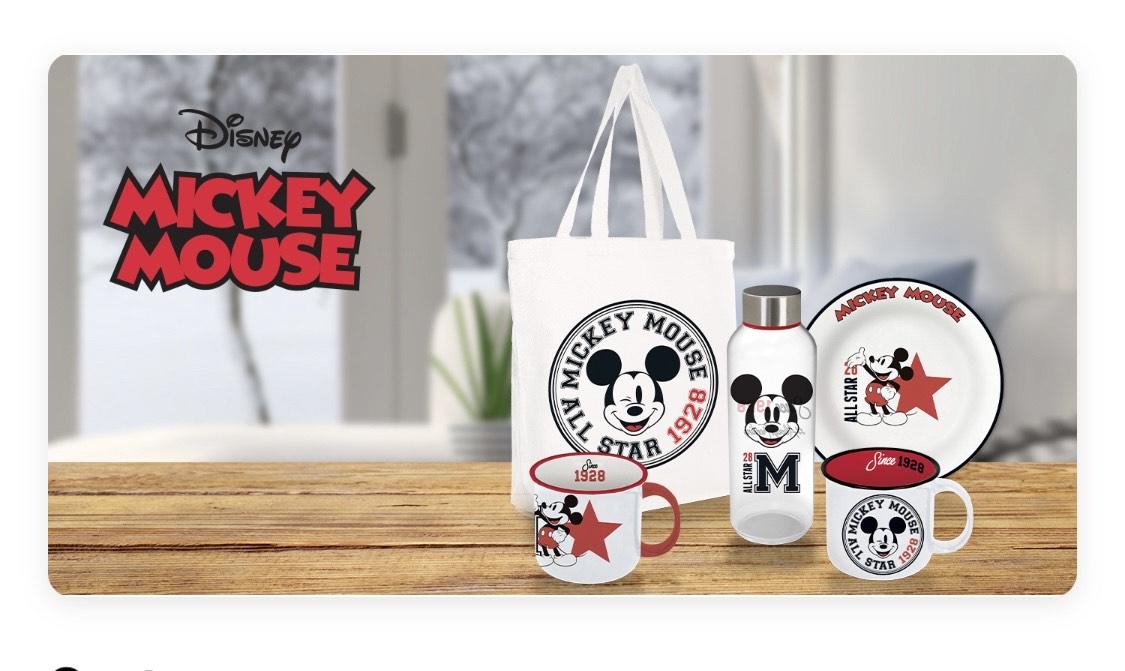 Repsol : colección exclusiva de Mickey Mouse