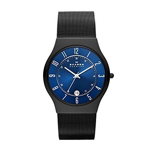 Skagen Reloj Analogico para Hombre de Cuarzo
