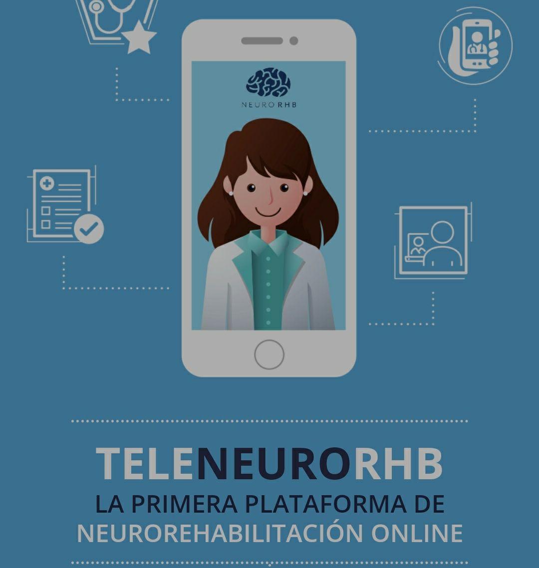 Neuro-rehabilitación 'online' gratuita para gente que ha sufrido un ictus en pandemia