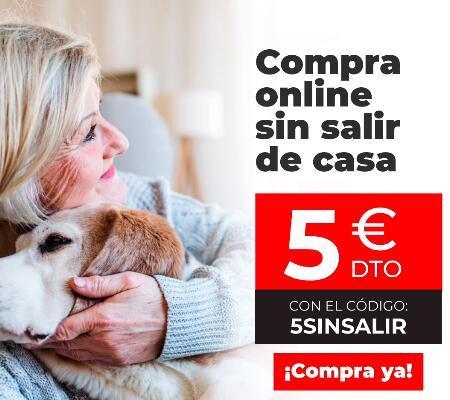 5€ DESUENTO - COMPRA MINIMA DE 80€ HASTA EL 31-12