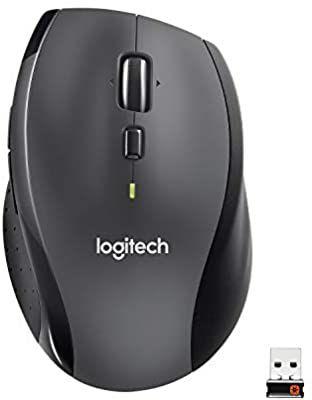 Ratón inalámbrico Logitech M705 por 35,59 €