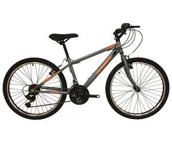 Bicicleta junior de montaña con cuadro de chico, 18 velocidades WADER.