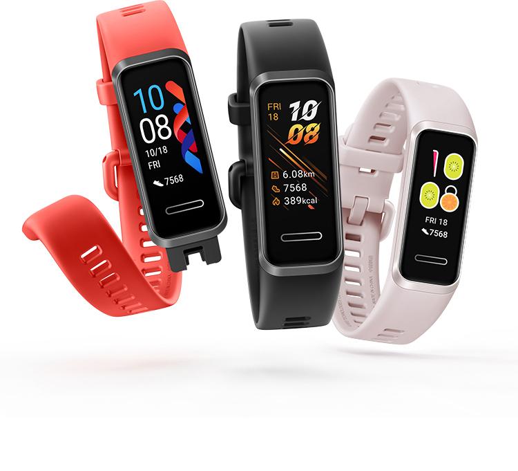 Huawei Band 4 | pulsera inteligente