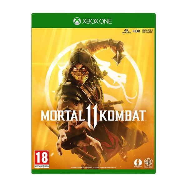 Mortal kombat 11-Standard Edition(Xbox one)