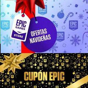 Epic Games, 15 días de juegos gratis + Cupón de Epic 10€