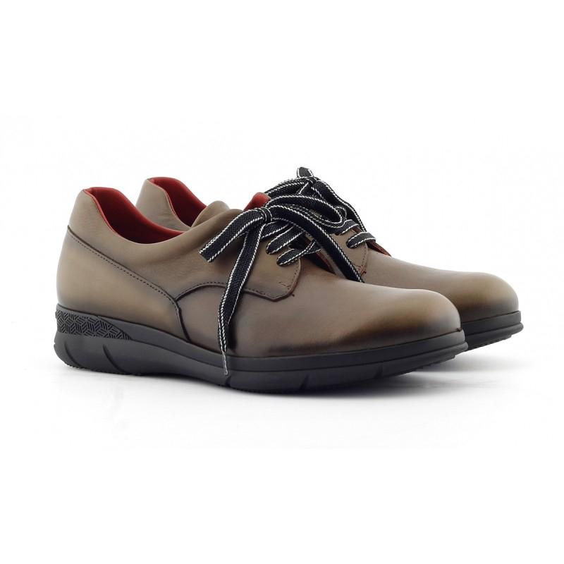 Zapatos hombre de piel