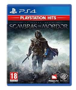 Sombras de Mordor, Mortal Kombat y otros a 9,90€ [CARREFOUR]