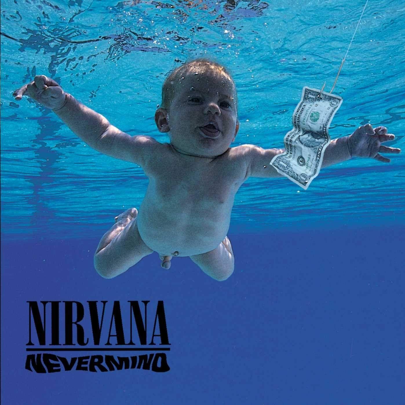 Nirvana - Nevermind (Album Vinilo)
