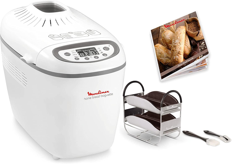 Panificadora Moulinex Home Bread Baguette YV960120