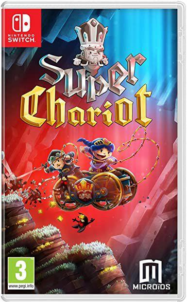 Super Chariot Nintendo Switch( eShop Sudáfrica)