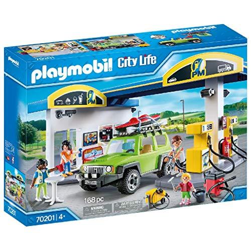 PLAYMOBIL City Life Gasolinera