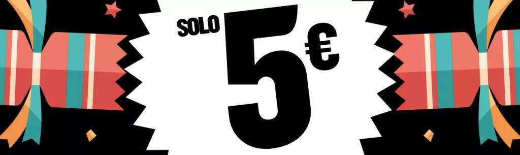 Oferta de navidad 10.000 plazas Ryanair 5€