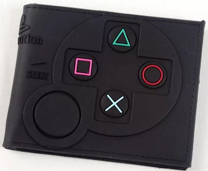 Cartera, monedero PlayStation 3D. Varios Modelos
