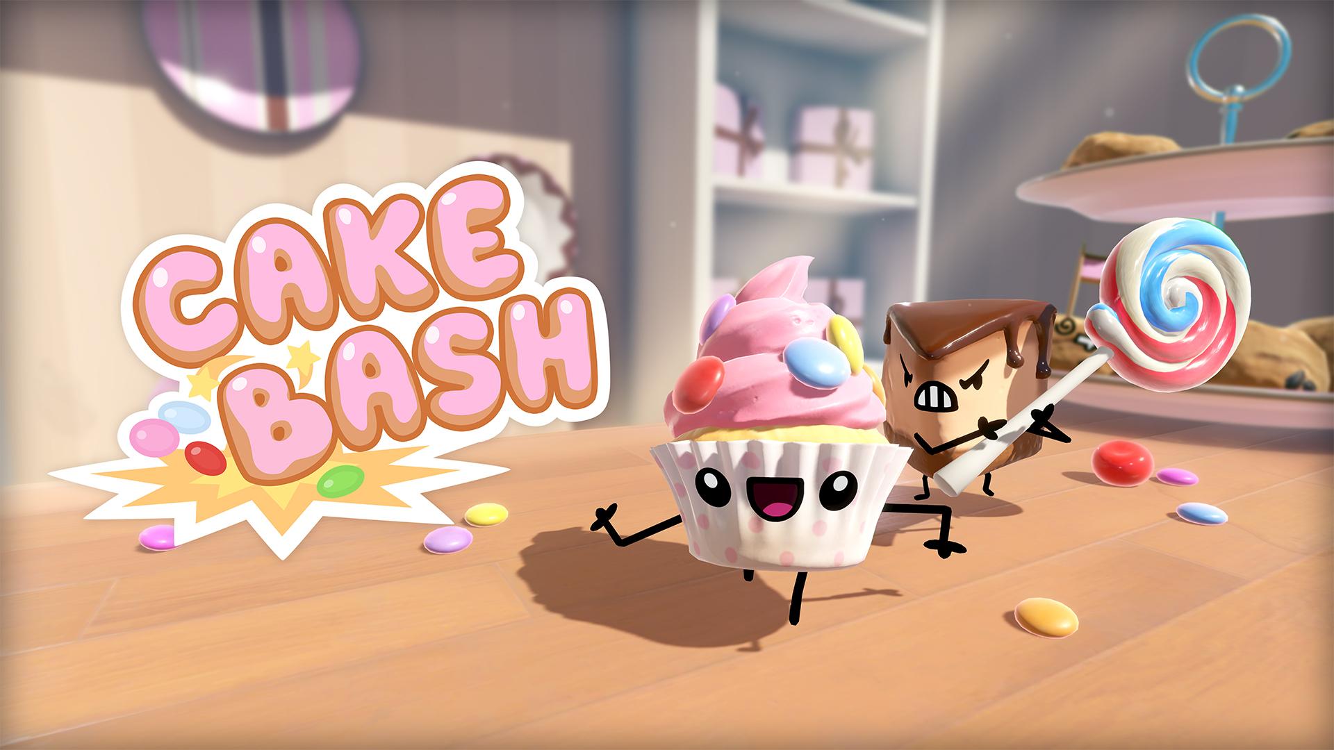 cake bash eshop mexico para nintendo switch