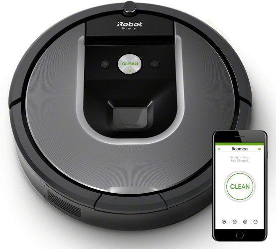 iRobot Roomba 975 Wifi + Unos ChupaChups