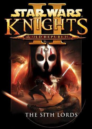 Star Wars Kotor II KEY global STEAM