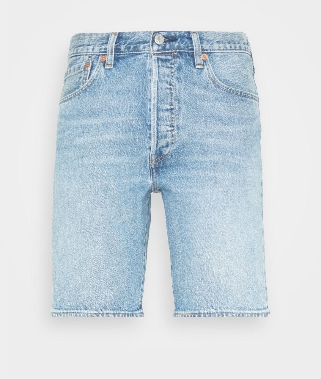 Pantalón corto Levis 501