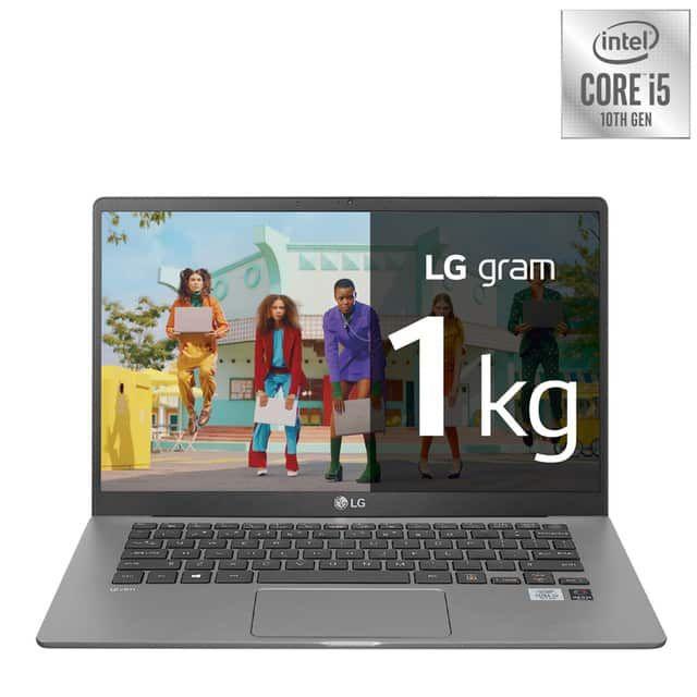 Portátil LG Gram 14Z90N-V.AR51B, i5, 8GB, 256GB SSD MODELO: 14Z90N-V.AR51B