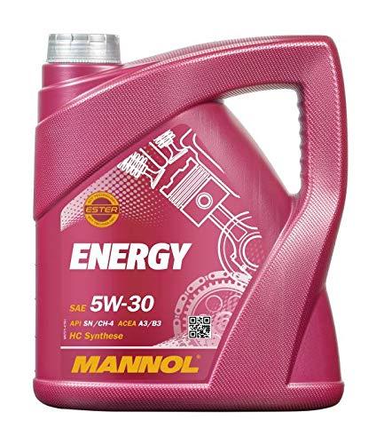 Aceite de Motor Mannol Energy SAE 5W-30 5L