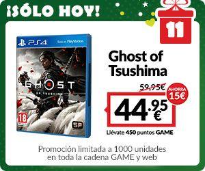 Ghost of Tsushima + Poster de regalo