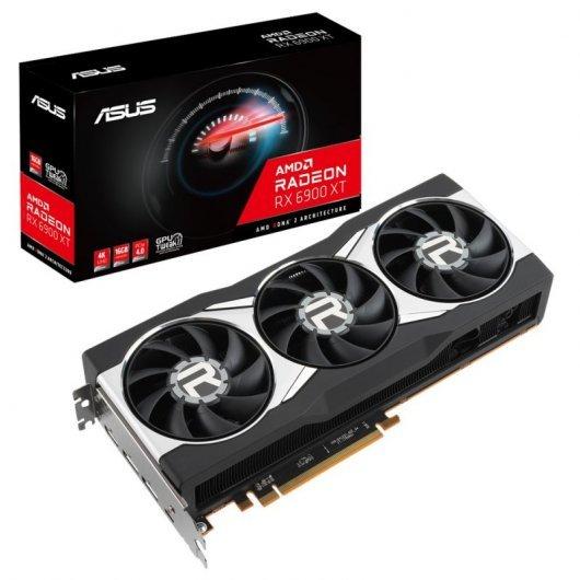 [Stock] Asus Radeon RX 6900 XT 16GB GDDR6